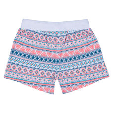 WMG BRIGHT WHITE GIRLS SHORTS LP PIZZI SHO