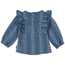 WMG LIL BOY BLUE GIRLS TOPS MW WINIFRED TOP