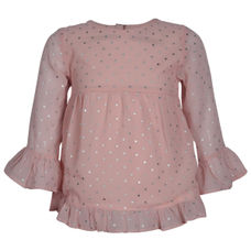 SYG VEILED ROSE GIRLS TOPS OB BARBARA TOP