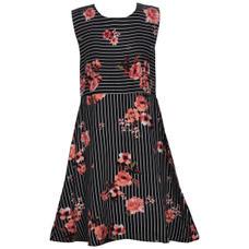 SYG CAVIAR GIRLS DRESS OB BERRY DRS