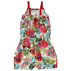 WMG FIERY RED GIRLS JUMPSUIT OB BINGO JMP
