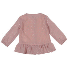 WMG VEILED ROSE GIRLS TOPS OB BOLLY TOP