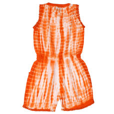 WMG PERSIMMON ORANGE GIRLS JUMPSUIT OB ENZI JMP
