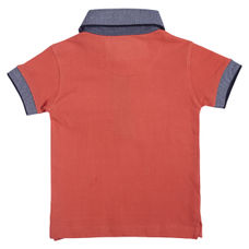 WMB FIERY RED BOYS T SHIRTS OB ONLINE POLO
