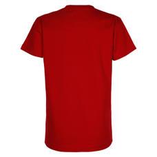 SYB FIERY RED BOYS T SHIRTS OB OOBZA TEE
