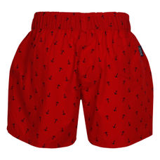 SYB FIERY RED BOYS SHORTS OB OXER SHO