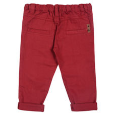 WMB BURNT ORANGE BOYS TROUSERS PP PARLEY TRS