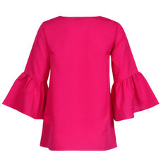 SYG HOT PINK GIRLS TOPS TS SANDRA TOP
