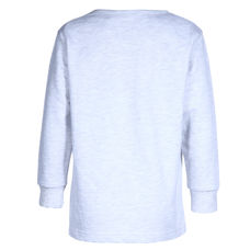 SYB WHITE BOYS SWEATSHIRTS TS TOGGLE SWT