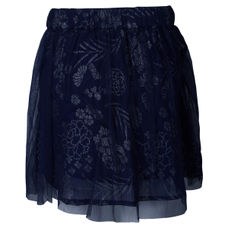 SYG NAVY GIRLS SKIRTS SK_KK 2832