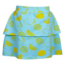 SYG ARUBA BLUE GIRLS SKIRTS SK_SGG 211