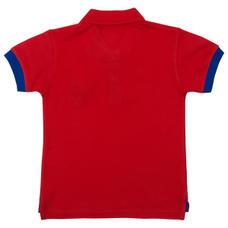 WMB FIERY RED BOYS POLO _PL_AY 219