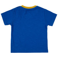 WMB DAZZLING BLUE BOYS T SHIRTS TE_AI 1338