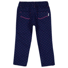 WMG NAVY GIRLS TROUSERS TR_MA 2200
