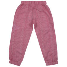 WMG FLURO PINK GIRLS TRACKPANTS TR_PA 3500