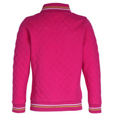 SYG HOT PINK GIRLS SWEATSHIRTS WT TIGGY SWT