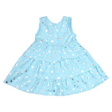 WMG BLUE GIRLS DRESS YV VICTORIA DRS