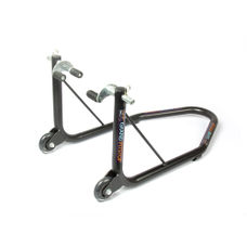 Front Non – Dismantlable Paddock stand Black