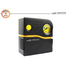 GrandPitstop Electric Tyre Inflator Air compressor pump for Car and Motorcycle