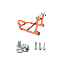 Paddock Dismantlable Orange & Bobbins Combo