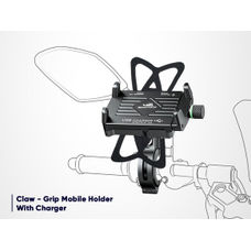 Air Seat & Claw grip Mobile Holder combo