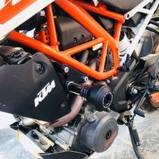 Engine Frame Sliders