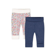 Floral Joggers - 2 Pack