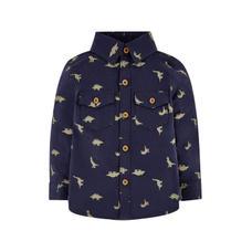 Navy Dinosaur Shirt