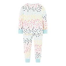 Multicolour Spot Pyjamas