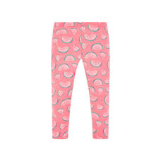 Pink Watermelon Leggings