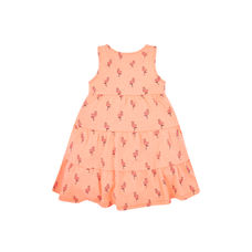 Neon Flamingo Dress