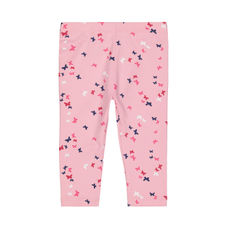 Pink Butterfly Leggings