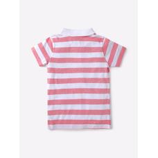 Red & White Polo Tshirts