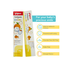Pigeon Children Toothpaste Orange 45 Gms