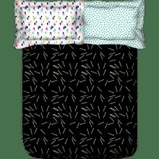 Hashtag Bedsheet Double Size