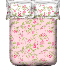 Blossom Fitted Sheet King Size