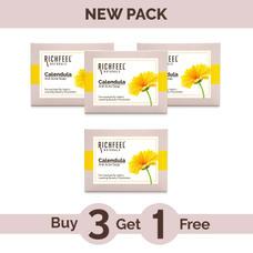 Richfeel Calendula Soap for Acne, 75g (Buy 3 Get 1 Free)