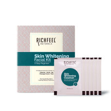 Richfeel Skin Whitening Facial Kit 5*6 Gms 30g