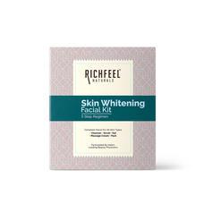 Richfeel Skin Whitening Facial Kit 5*6 Gms 30g