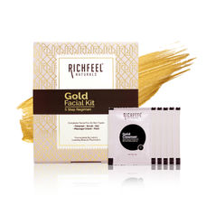 Gold Facial Kit 5x6g