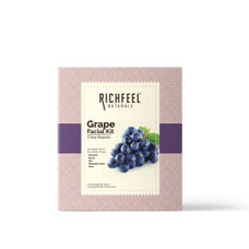 Grape Facial Kit 5x6g
