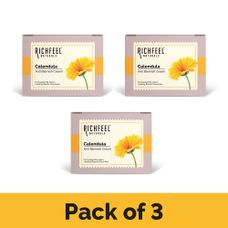 Richfeel Anti Blemish Cream A1 50g (Pack Of 3)