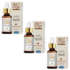 Richfeel Skin Logix Redefine Advance Night repair Serum 25ml Pack Of 3