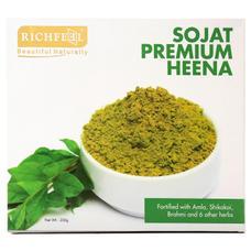 Richfeel Sojat Premium Heena 200g (Pack Of 3)