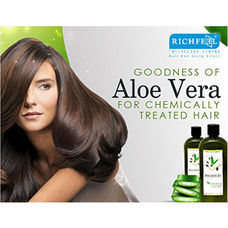 Richfeel Aloe Vera Shampoo (Pack Of 2)