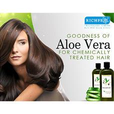 Richfeel Aloe Vera Shampoo 100ml