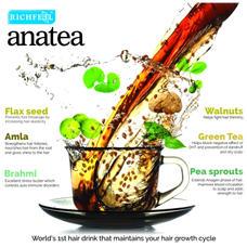 Richfeel Ana Tea (World's First Hair Drink), 50 Gm
