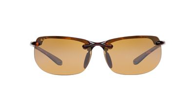 Brown Mirror Polarized Sunglasses