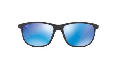 Blue Mirror Polarized Sunglasses