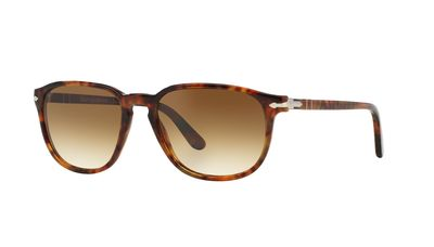 Crystal Brown Gradient Sunglasses